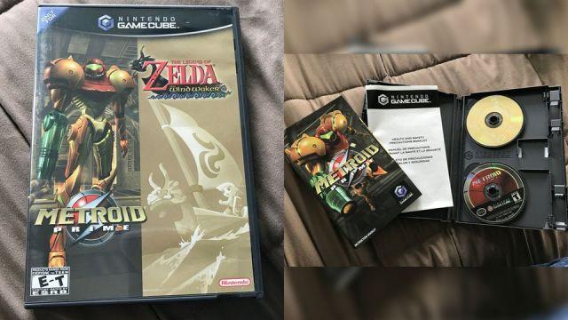 Metroid GameCube Rare
