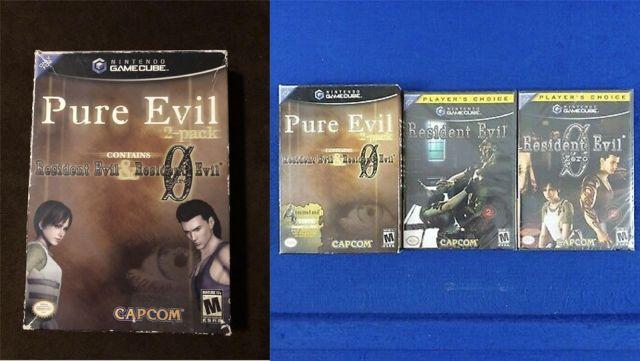 Pure Evil Rare