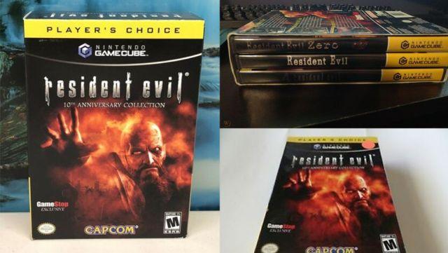 Resident Evil Rare GameCube