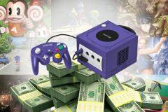 Les 20 jeux vidéo les plus rares et chers de la GameCube