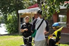 Nouveau programme sur la rue Wellington pour freiner le vol de vélos