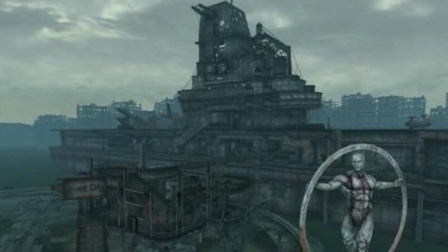 Places – Rivet City - Game Informer