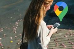 Comment partager sa localisation Google Maps via message texte sur iPhone