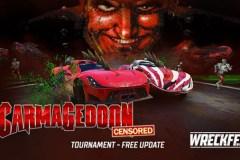 Wreckfest et Carmageddon joignent leurs efforts en août