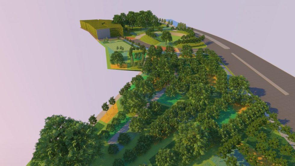 Un projet majeur au parc Médéric-Archambault