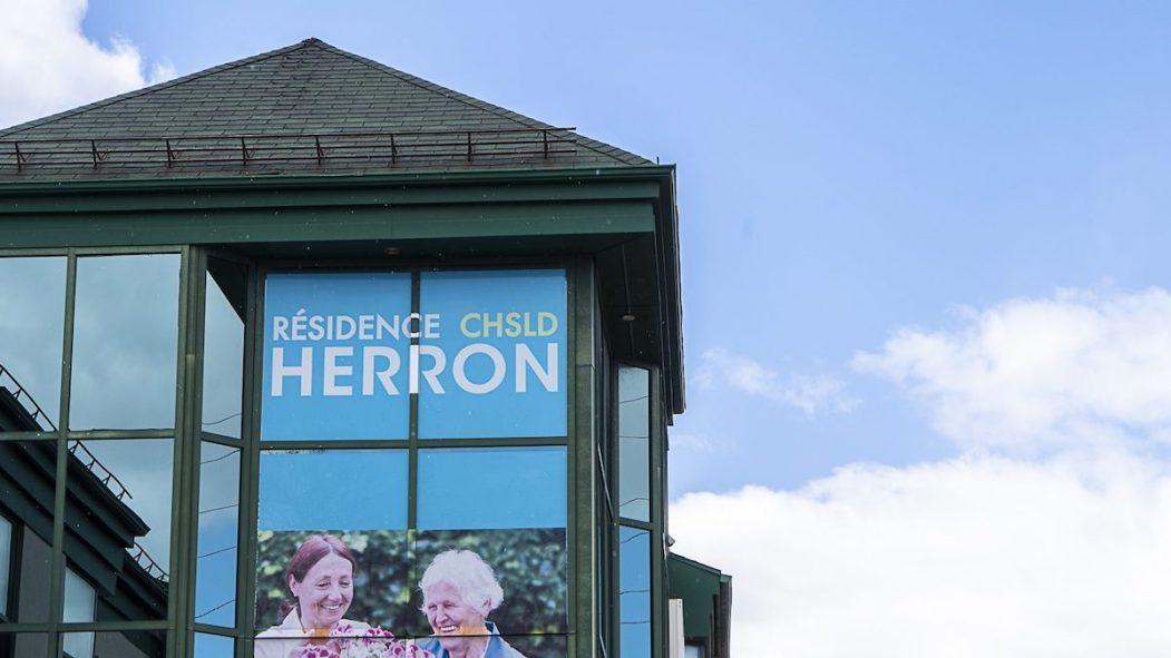 Le CHSLD Herron, à LaSalle.