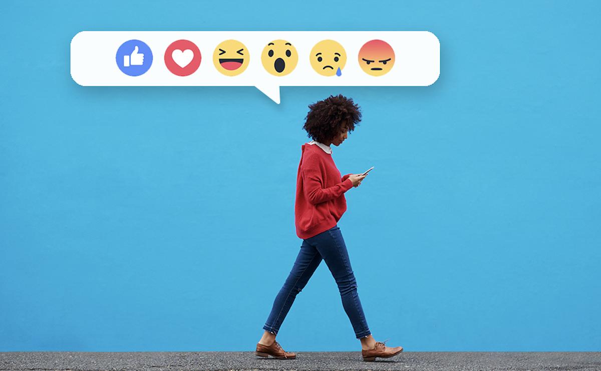 Tristesse, colère… quelles émotions provoquent les politiciens sur Facebook?