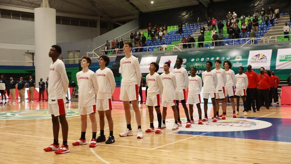 Olivier Rioux U16 basket