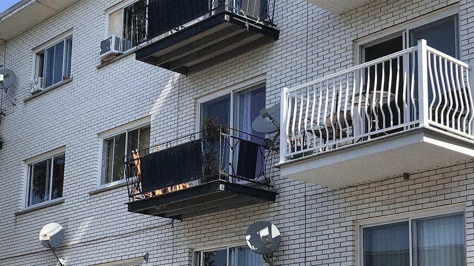 Des logements de Montréal-Nord.