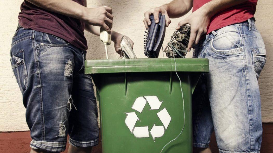 Vous pouvez recycler beaucoup plus de choses que vous le pensez.