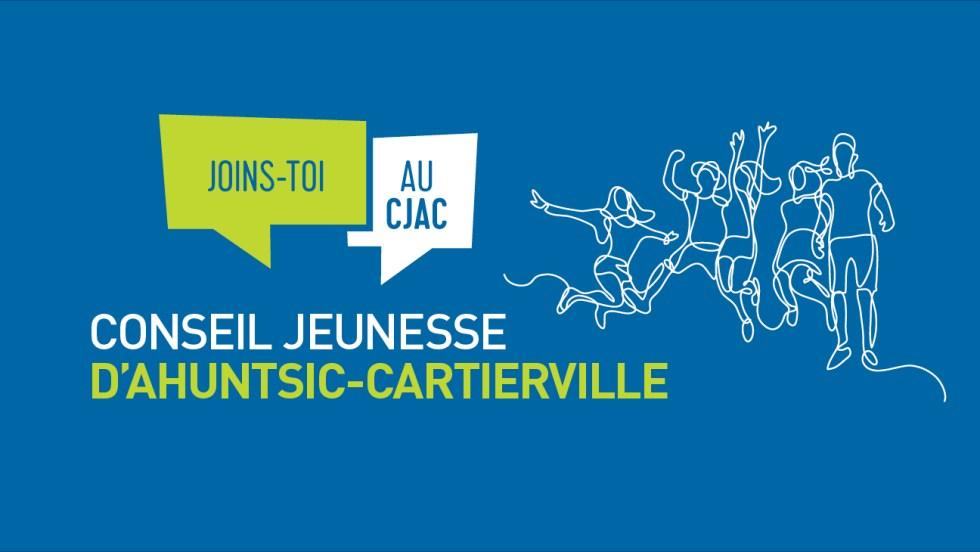 Affiche de la campagne de recrutement du CJCA