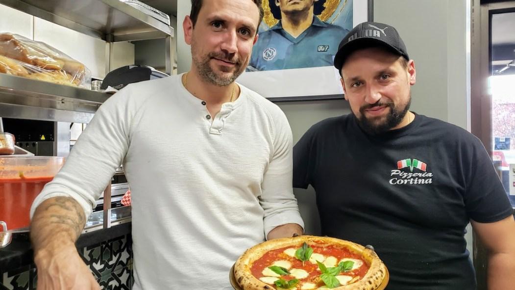 Pizzeria Cortina RDP Pizza Fest Challenge Montréal
