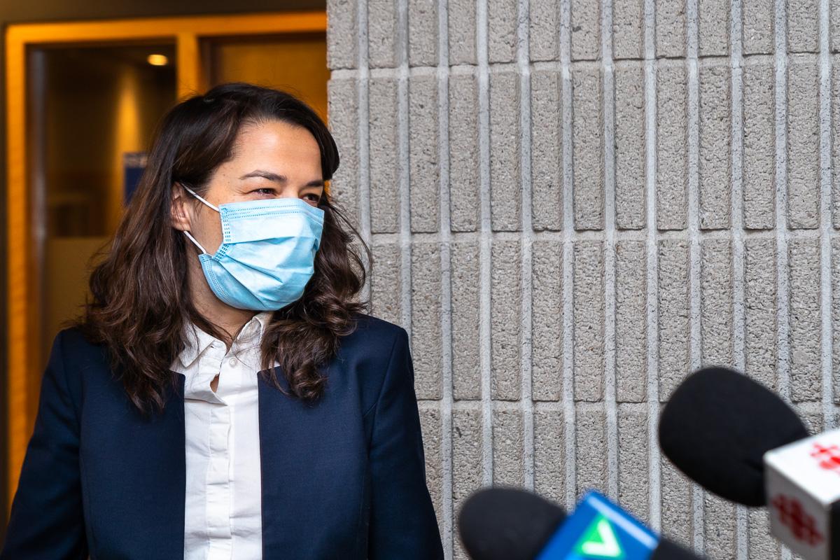 Vaccination obligatoire: le système de santé peut résister, plaide Québec