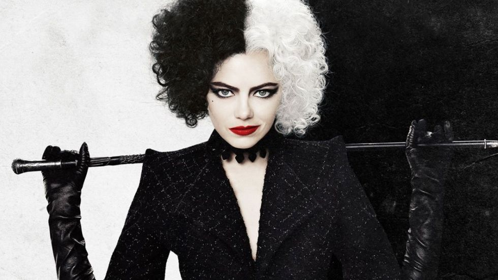 Emma Stone en vedette dans le film Cruella